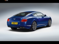 Bentley Continental GT Sp…