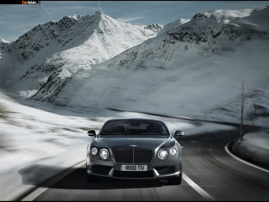 Bentley Continental GT V8 2012 - Photo 07 - 1024x680