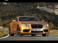 Bentley Continental GT V8…