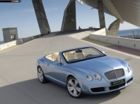 Bentley Continental GTC 2…