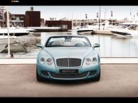 Bentley Continental GTC S…