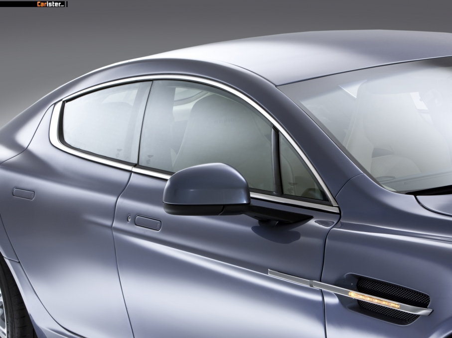 Aston Martin Rapide 2011 - Photo 10 - 1024x680