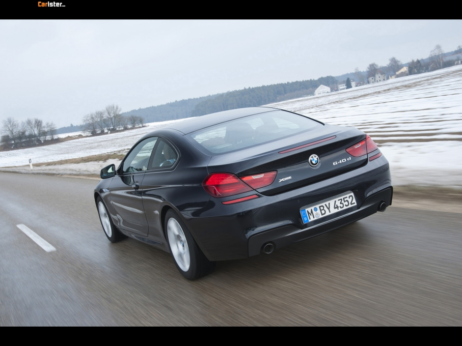 BMW 640d xDrive Coupe 2012 - Photo 23 - 1024x680