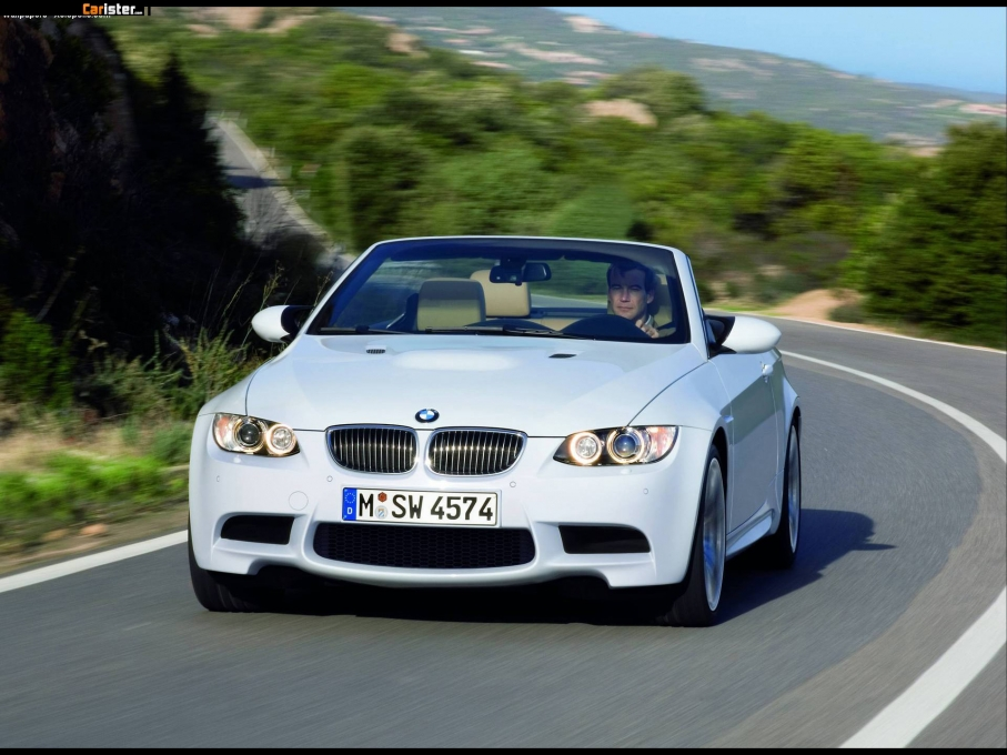 BMW M3 Cabriolet 2009 - Photo 05 - 1024x680