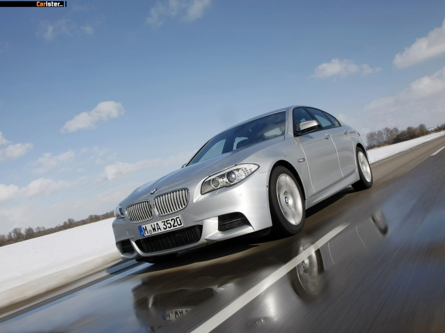 BMW M550d xDrive 2012 - Photo 37 - 1024x680