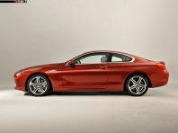 BMW Serie 6 Coupe 2012 - …