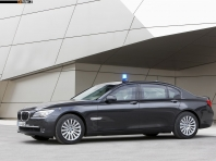 BMW Serie 7 High Security…