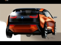 BMW i3 Coupe Concept 2012…