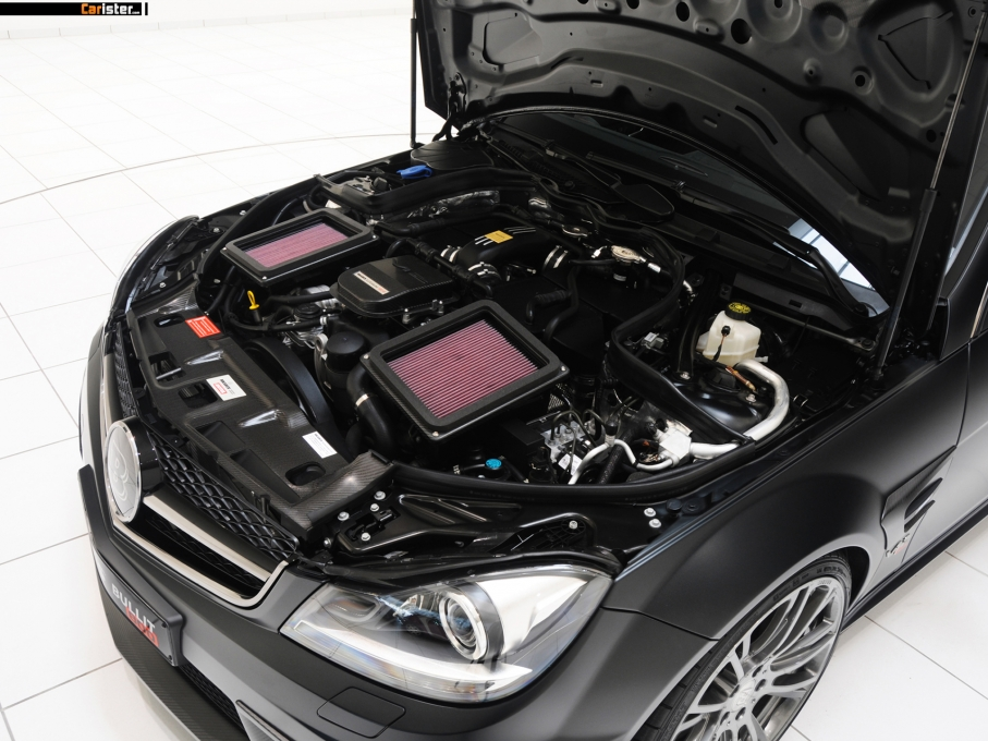 Brabus Bullit Coupe 800 2012 - Photo 04 - 1024x680
