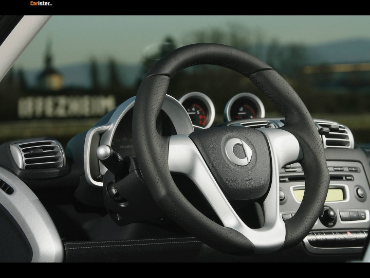 Brabus Smart Fortwo Xclusive 2007 - Photo 24 - Taille: 720x540