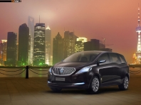 Buick Business Hybrid Concept 2009