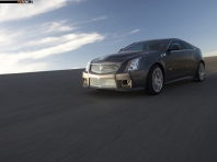 Cadillac CTS-V Coupe 2010…