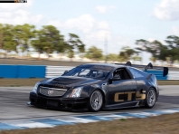 Cadillac CTS-V Coupe Race…