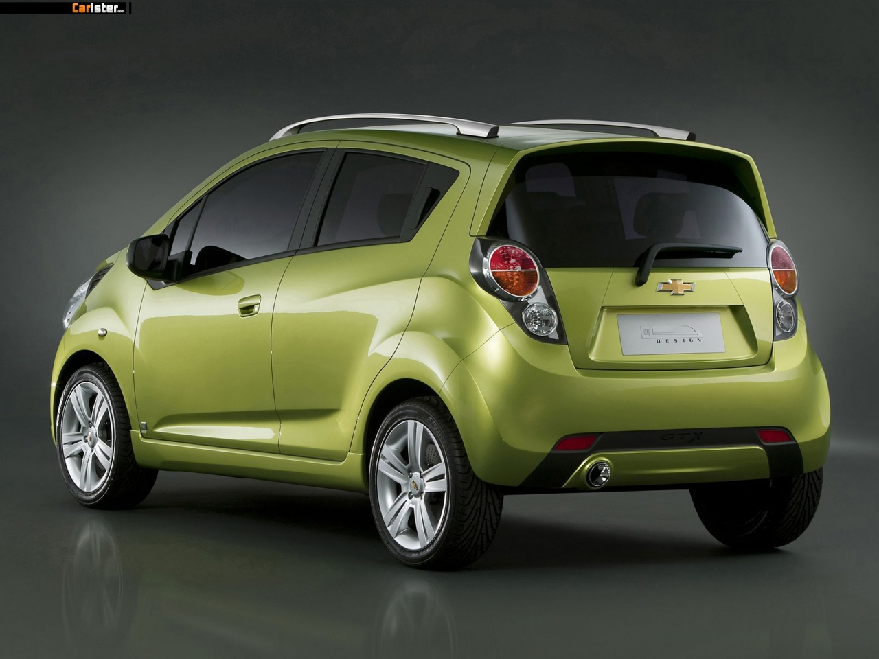 Chevrolet Spark 2010 - Photo 04 - Taille: 1280x960