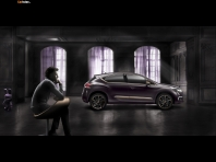 Citroen DS4 Purple 2011