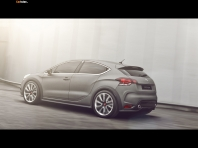 Citroen DS4 Racing Concept 2012