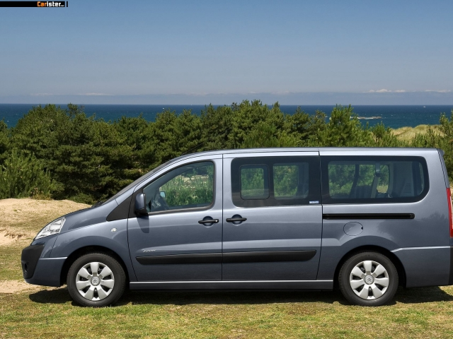 Citroen Jumpy Oceanic 2008 - Photo 01 - Taille: 640x480