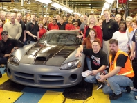 Dodge Viper SRT10 ACR-X 2…