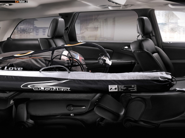 Fiat Freemont AWD 2012 - Photo 49 - Taille: 640x480