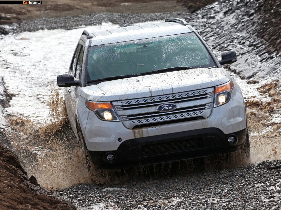 Ford Explorer 2011 - Photo 04 - 1024x680