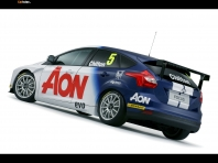 Ford Focus Touring Race Car 2012