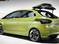 Ford Iosis Max Concept 2009