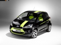 Ford Ka Digital Art 2009