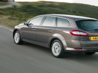 Ford Mondeo SW 2011