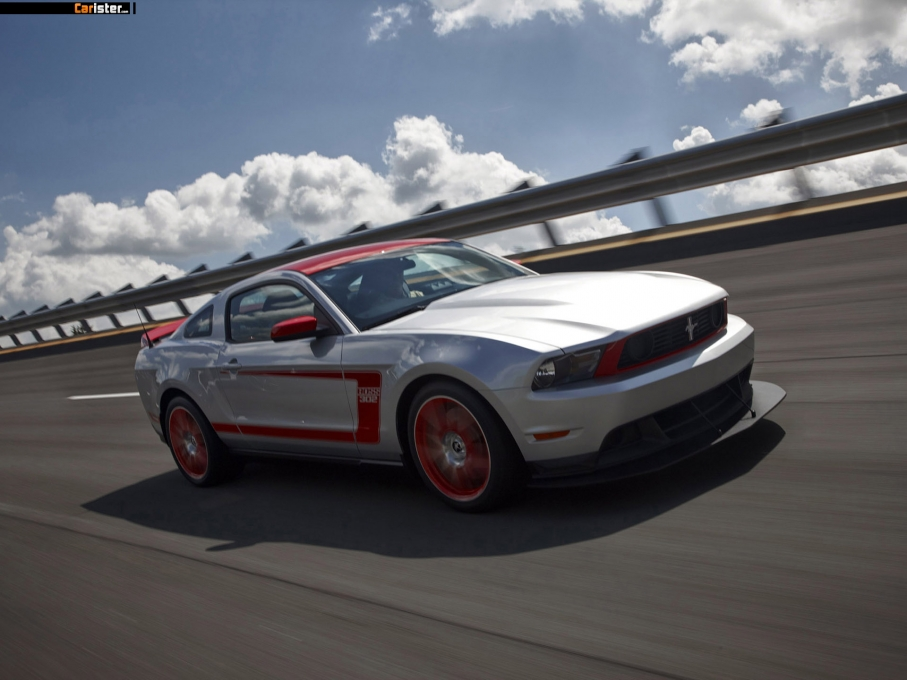 Ford Mustang Boss 302 2012 - Photo 83 - 1024x680