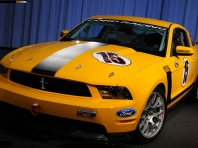 Ford Mustang Boss 302R 2010