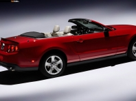 Ford Mustang Cabriolet 2010
