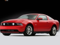 Ford Mustang GT 2011 - Ph…
