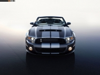 Ford Mustang Shelby GT500 Cabriolet 2010