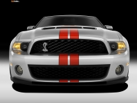 Ford Mustang Shelby GT500 Cabriolet 2011