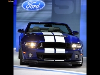 Ford Mustang Shelby GT500 Cabriolet 2013