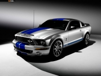 Ford Mustang Shelby GT500KR King of the Road 2008
