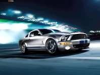 Ford Mustang Shelby GT500KR King of the Road 2009