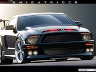 Ford Mustang Shelby GT500KR Knight Rider 2008