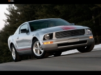 Ford Mustang WIP Edition 2009