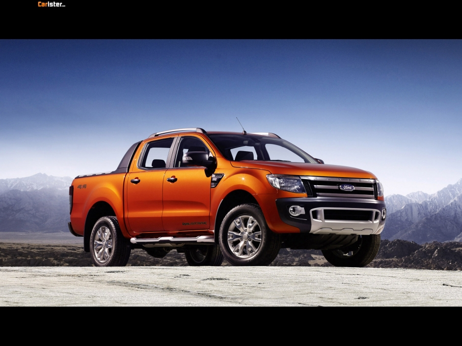 Ford Ranger Wildtrak 2012 - Photo 01 - 1024x680