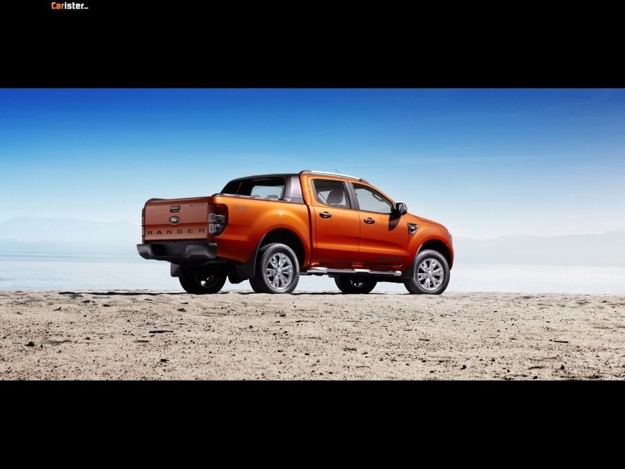 Ford Ranger Wildtrak 2012 - Photo 02 - 1024x680