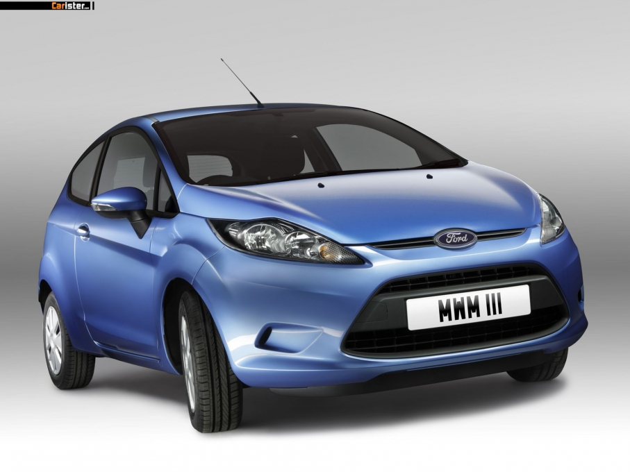Ford Fiesta ECOnetic 2009 - Photo 01 - 1024x680
