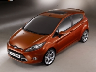 Ford Fiesta S 2009 - Phot…