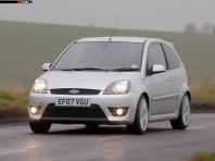 Ford Fiesta ST Mountune 2008