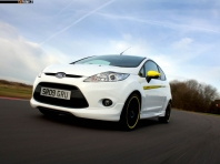 Ford Fiesta Zetec S Moutune UK 2009
