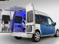 Ford Transit Connect Family One Concept 2009