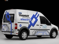 Ford Transit Connect Kombi Electric 2011