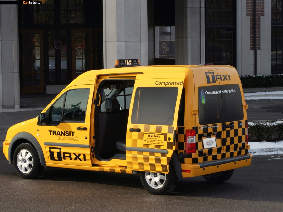 Ford Transit Connect Taxi 2011 - Photo 06 - 1024x680
