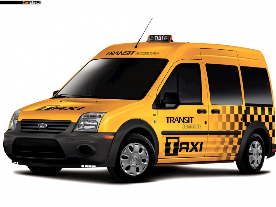 Ford Transit Connect Taxi 2011 - Photo 07 - 1024x680