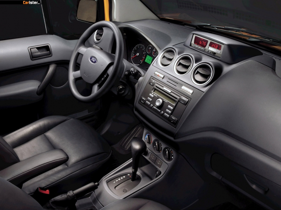 Ford Transit Connect Taxi 2011 - Photo 09 - 1024x680
